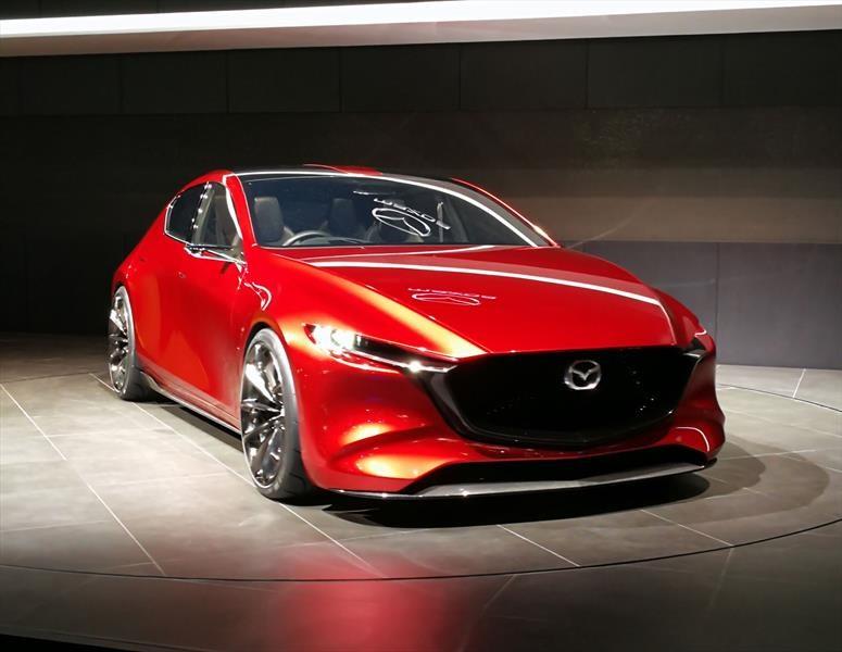 Mazda KAI Concept, un diseño que anticipa al Mazda 3
