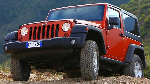 Jeep Wrangler sólo se producirá en EUA.