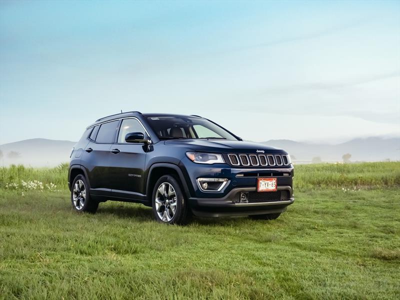 Jeep Compass 2018 a prueba