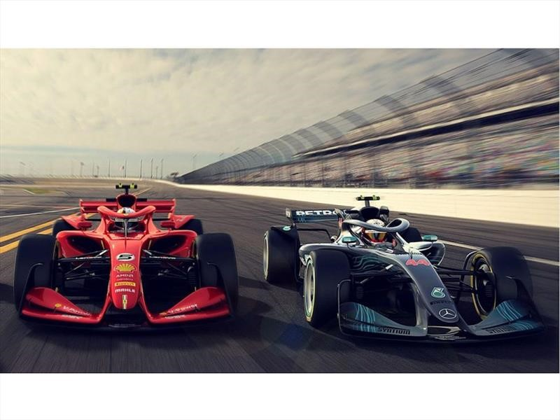 Estos son los futuros monoplazas de la F1