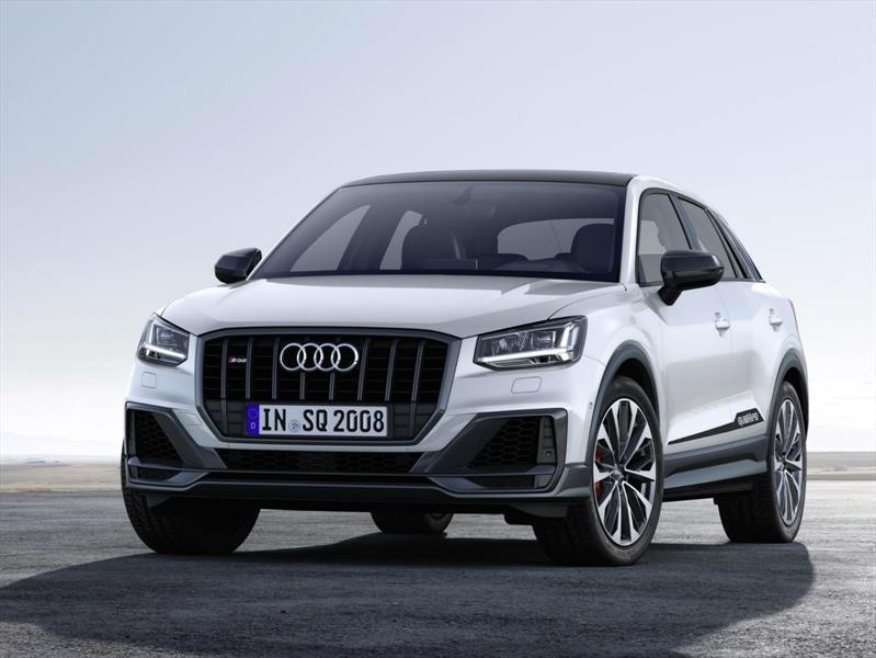Audi SQ2 es más que un SUV deportivo