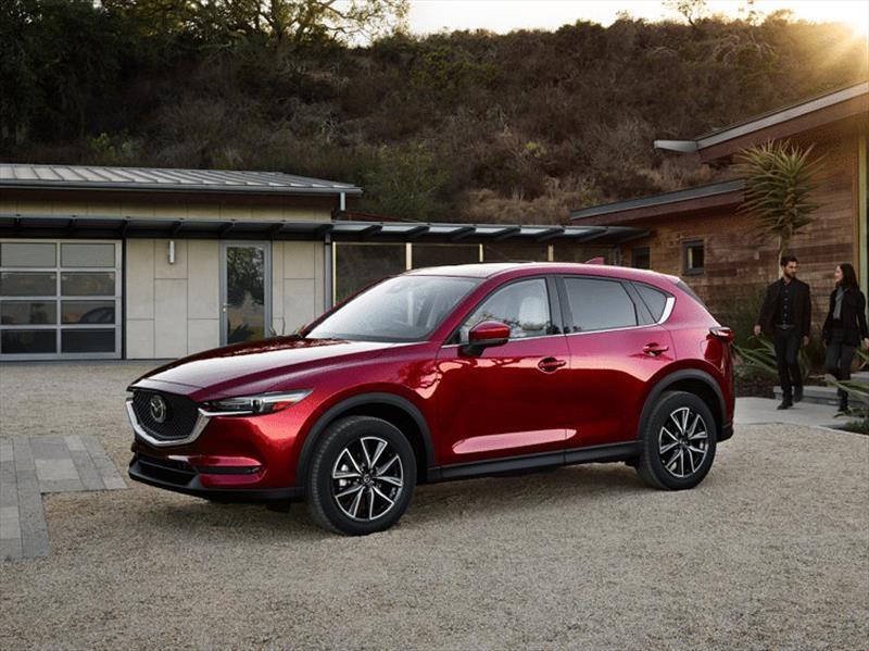 Mazda CX-5 2018 obtiene el Top Safety Pick + del IIHS