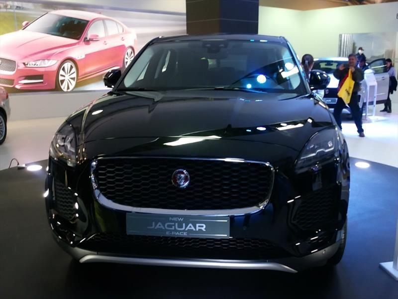 Jaguar E-PACE, nuevo SUV de la firma británica