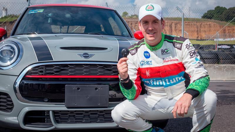 MINI Cooper será el vehículo oficial de la carrera Panamericana