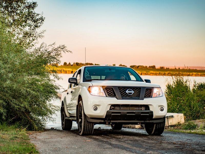 Lista la nueva generación del Nissan Frontier