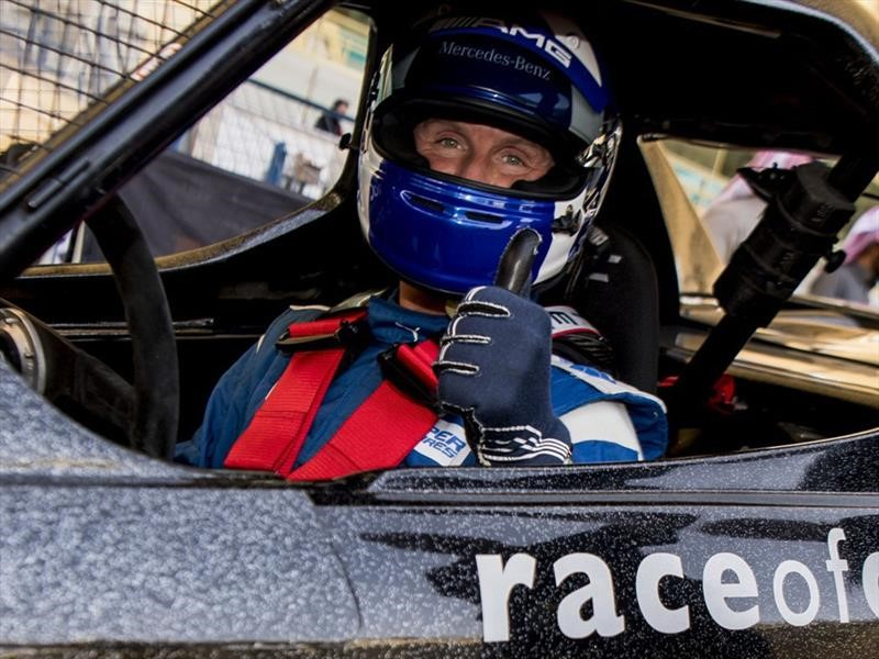 Carrera de Campeones 2018: Coulthard se quedó con todo
