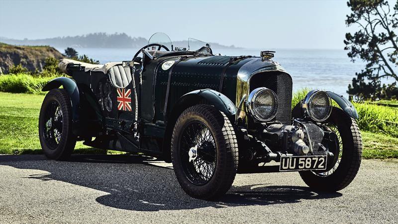 Bentley vuelve a fabricar el icónico Browler, 90 años después