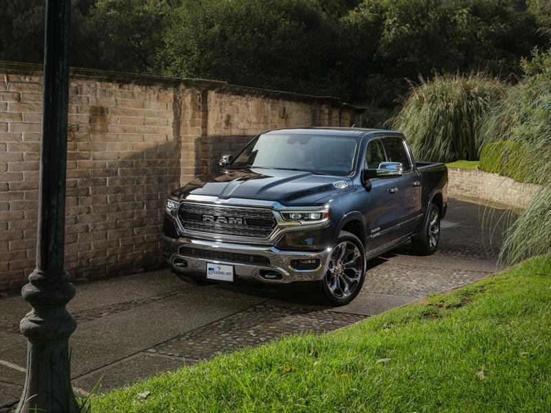 RAM 1500 Limited 2019 a prueba: Elimina la brecha entre pick ups y SUVs premium