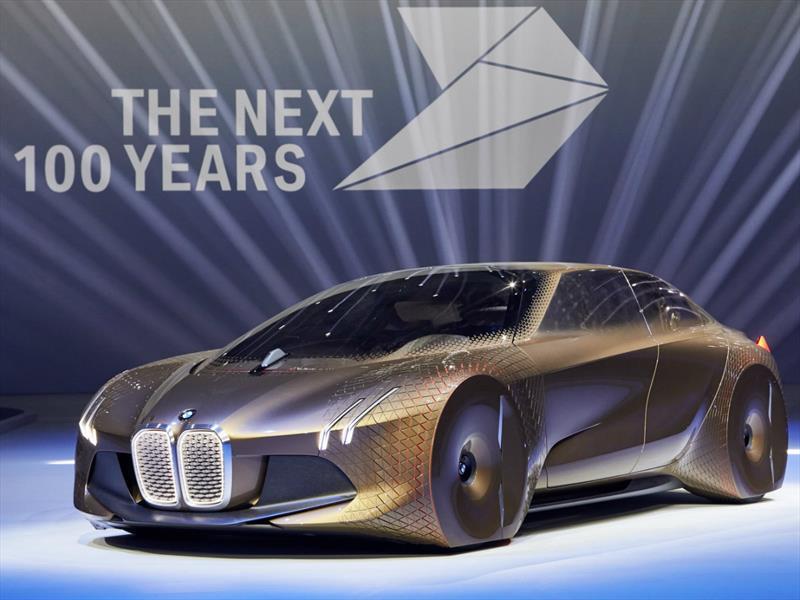 BMW Vision Next 100 Concept, celebrando el centenario de BMW