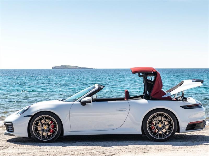 En qué es diferente el nuevo Porsche 911 Cabriolet al resto de los convertibles