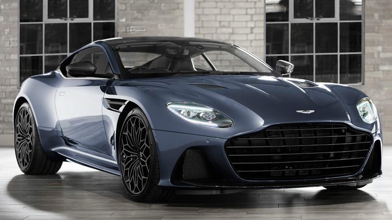 El Agente 007 diseña un Aston Martin DBS Superleggera de edición limitada