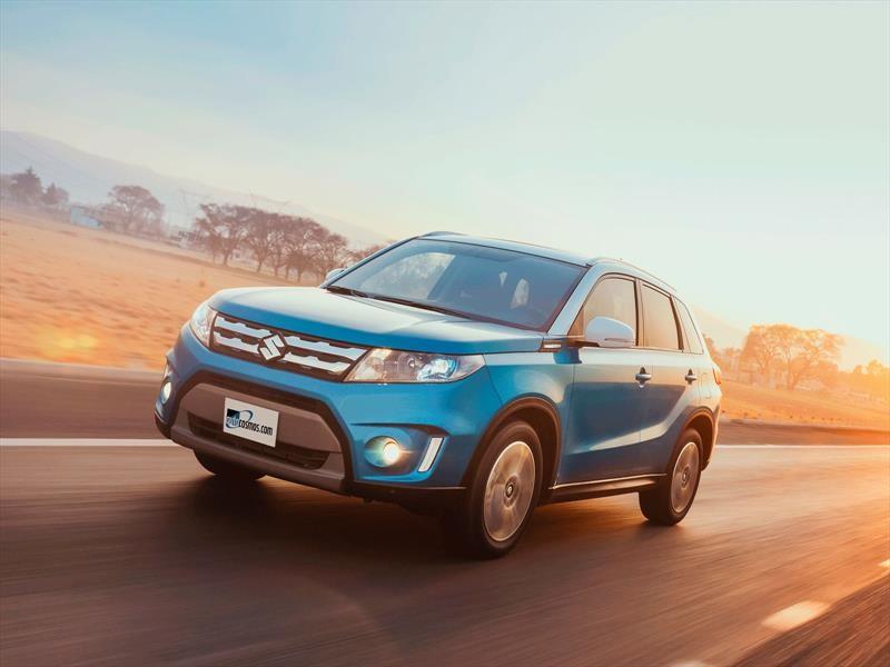 Suzuki Vitara 2018 a prueba