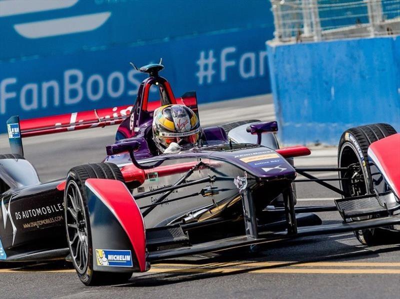 Formula E: Pechito López con buenas perspectivas
