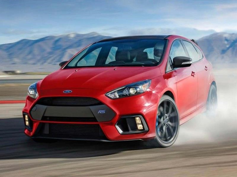 Ford Focus RS podría regresar con 400 Hp