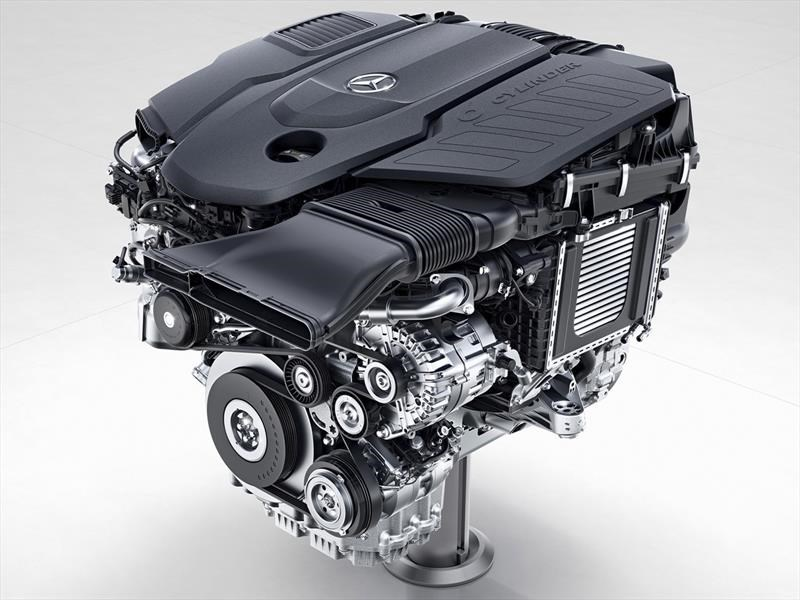 Mercedes-AMG planea un motor de 6 cilindros con más de 400 hp