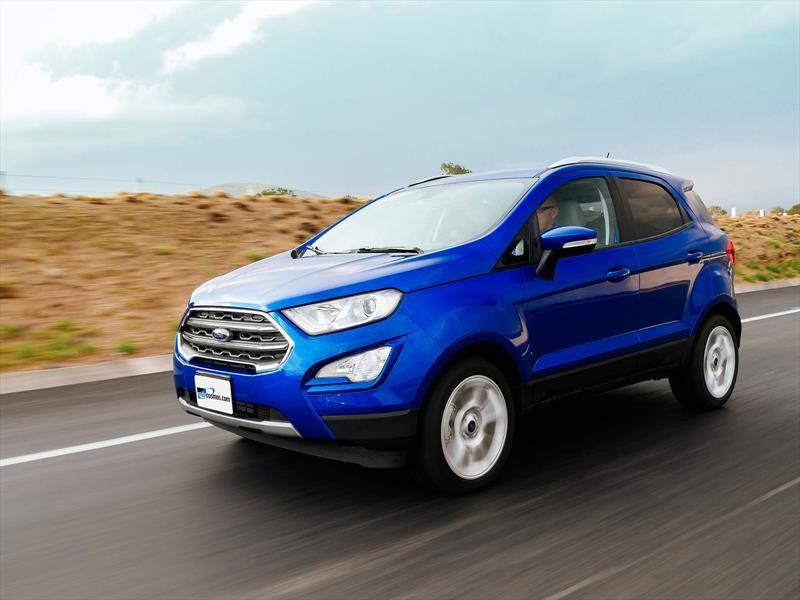 Manejamos la Ford Ecosport 2018