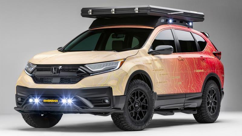 Honda CR-V por Jsport Performance Accessories, desempeño todoterreno garantizado
