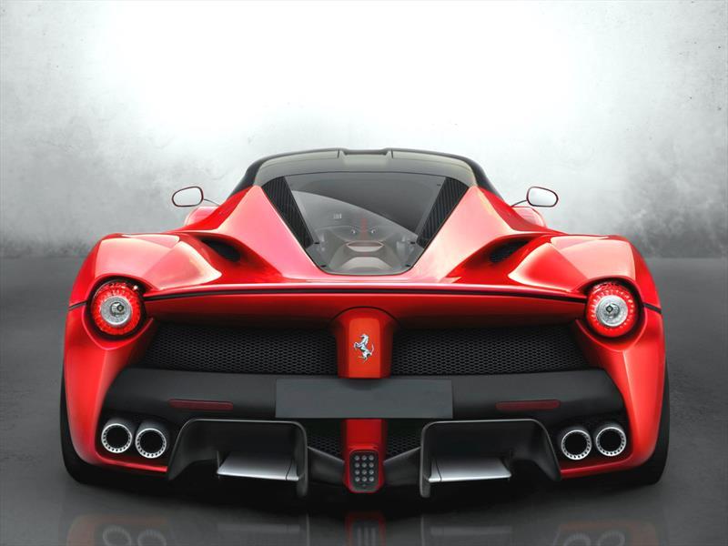 Los mejores Ferrari de 2015