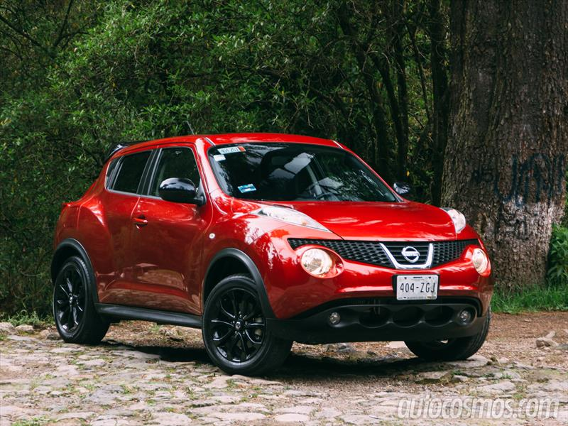 Nissan Juke 2014 A Prueba Autocosmos Com