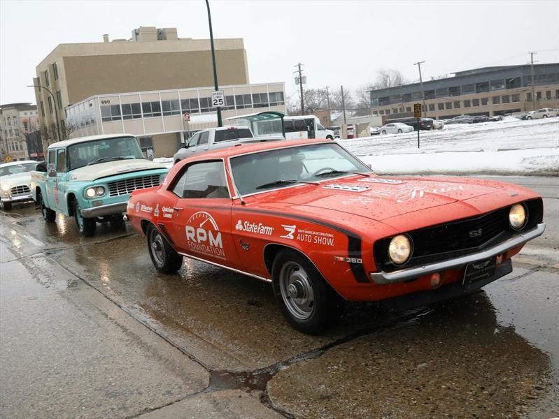 Los clásicos americanos que estuvieron en Detroit