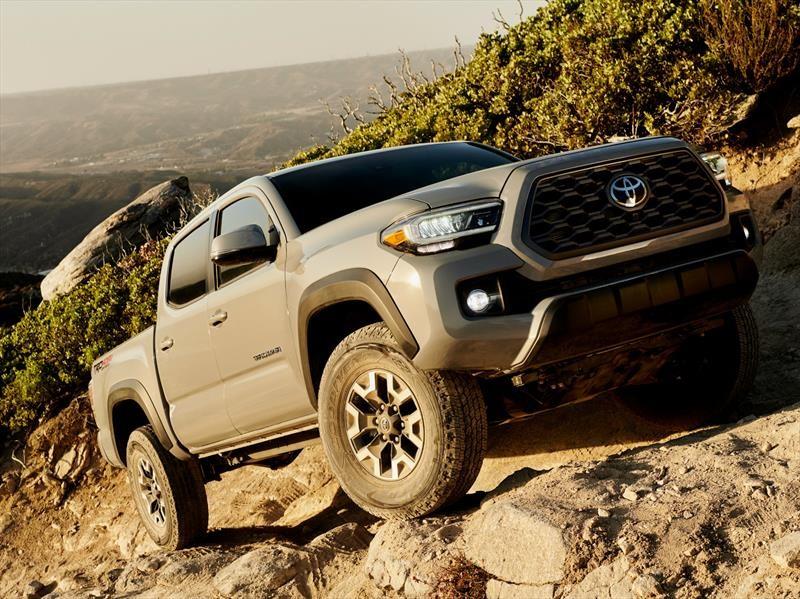 Toyota Tacoma 2020 ahora más atractiva y mejor equipada