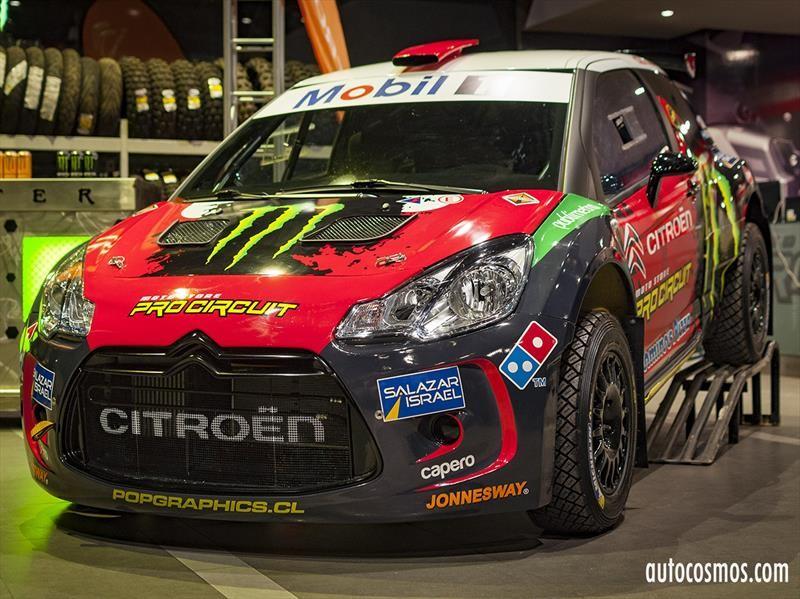 Citroen suma un DS3 R5 para el Rally Mobil