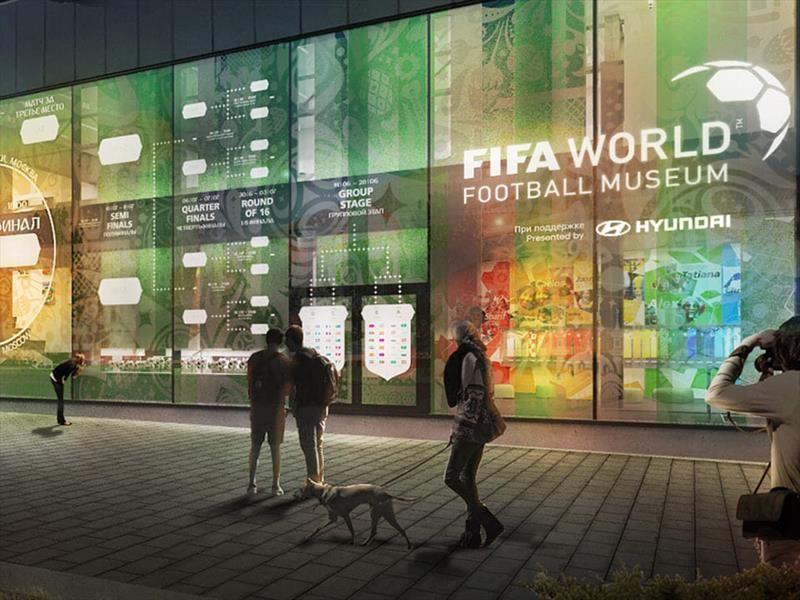 Hyundai calienta motores para la Copa del Mundo