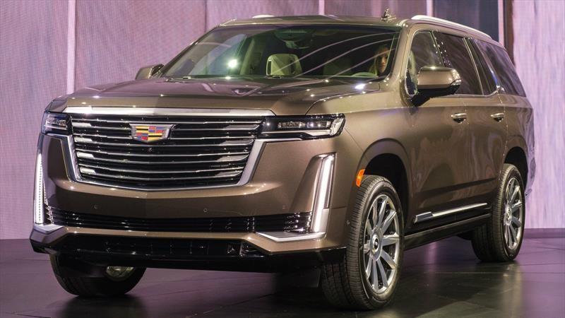 Cadillac Escalade 2021, todo es perfección, confort y tecnología