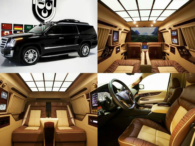 Cadillac Escalade Concept One Curve, un SUV sublime