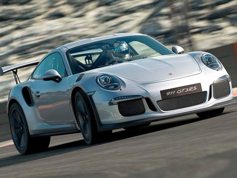 Porsche está disponible en Gran Turismo