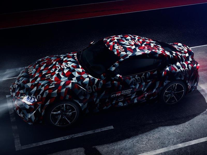 Nueva generación del Toyota Supra debuta en el Goodwood Festival of Speed 2018