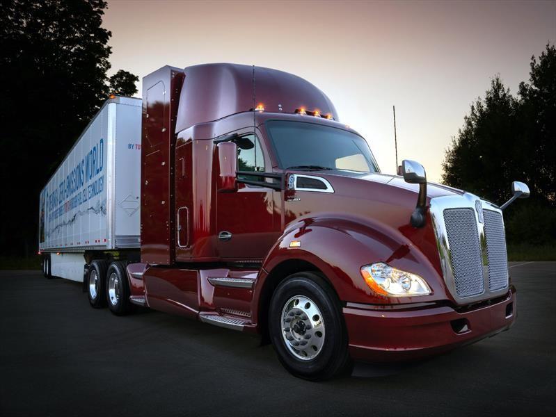 Project Portal 2.0, el camión de Toyota, mejora su autonomía y confort
