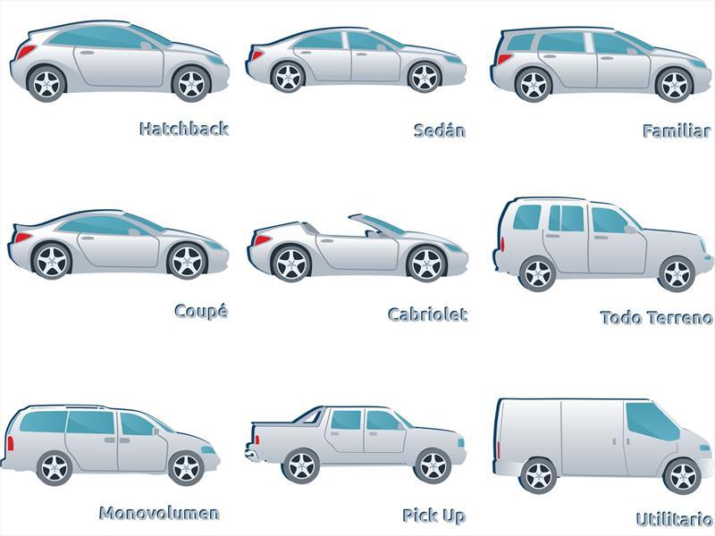 ¿Cuáles son los segmentos automotrices?