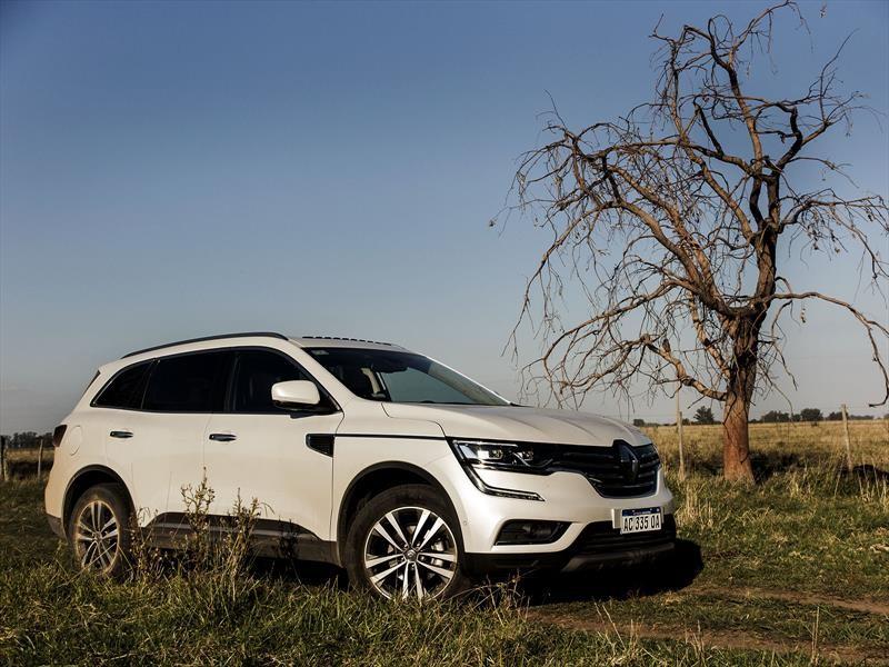 Prueba Renault Koleos, re generación