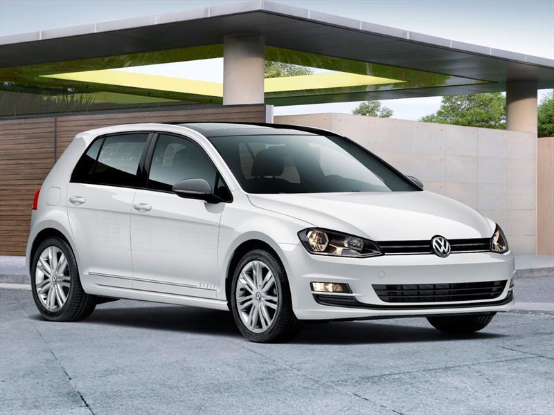 Volkswagen Golf Style 2017 Llega A México Desde 315 338 Pesos