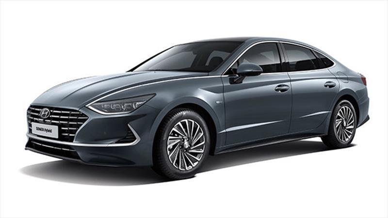 Hyundai Sonata Hybrid 2020 es el primer auto híbrido con paneles solares para recargar la batería