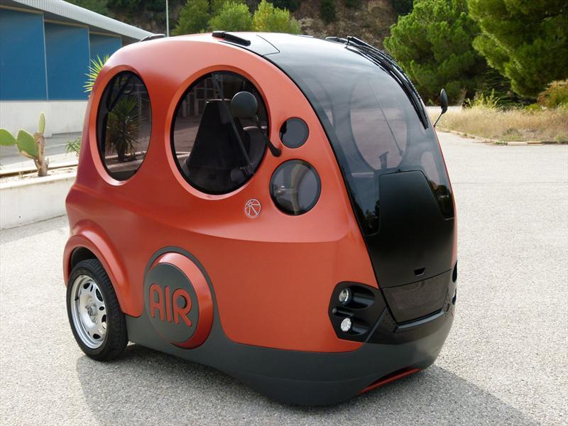Tata Airpod, vehículo de aire comprimido a producción