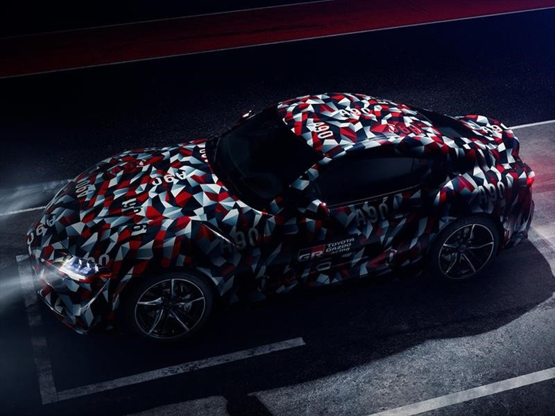 Toyota Supra verá la luz en el Goodwood
