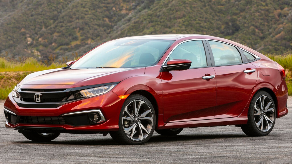 Honda Civic 2021 deja de ofrecer transmisión manual, será ...