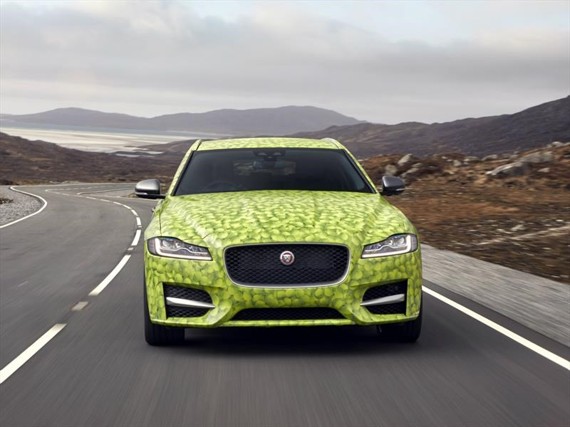 Jaguar XF Sportbrake ¿el modelo ideal para los tenistas?