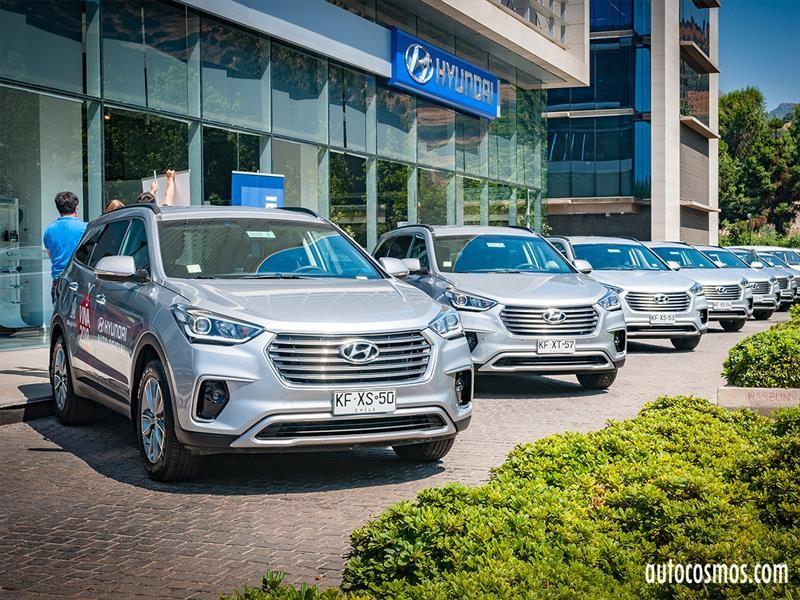 Viña 2018 tendrá una flota de modelos Hyundai por tercer año consecutivo
