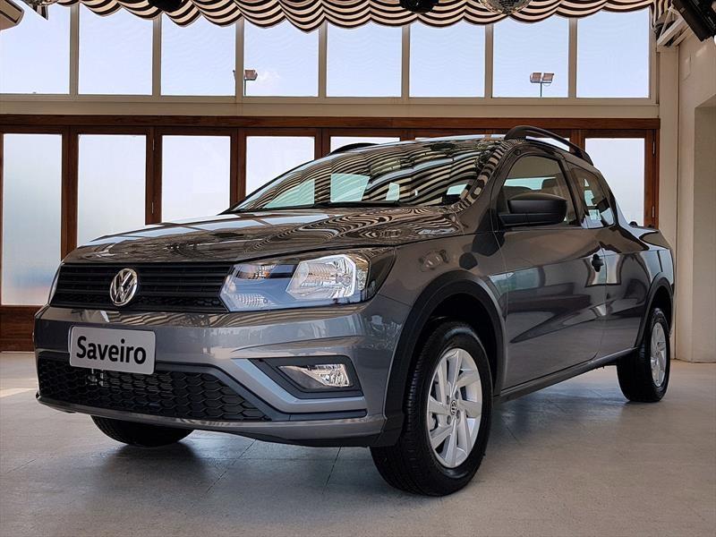 Volkswagen Saveiro MY2019 optimiza su gama
