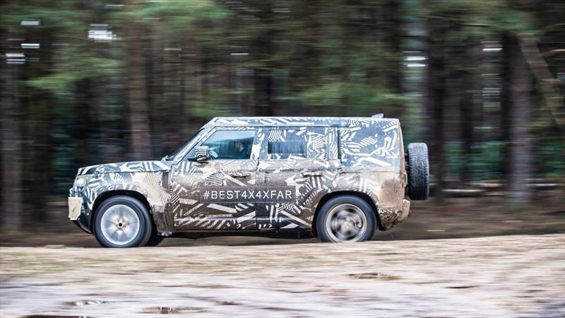 Land Rover Defender 2020, la nueva generación