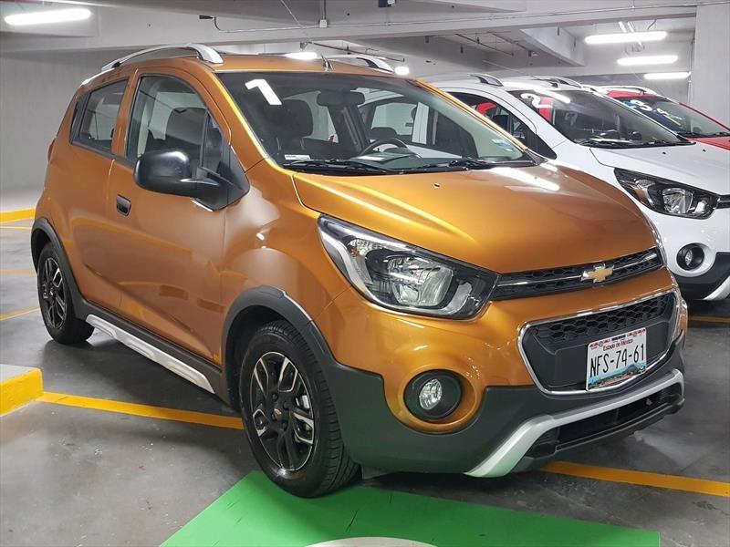 Chevrolet Beat Activ 2019 llega a México en $194,900 pesos