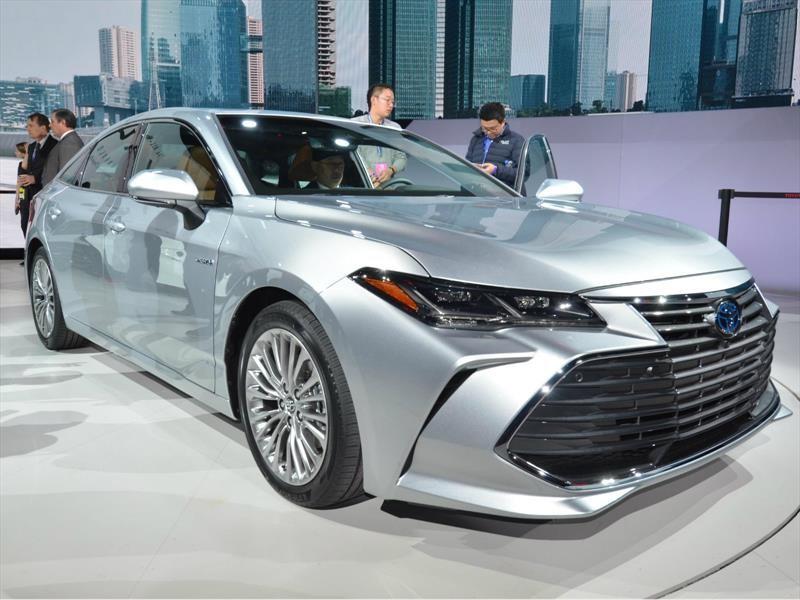 Toyota Avalon 2019, la quinta generación del sedán de lujo