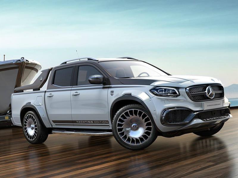 Mercedes-Benz Clase X por Carlex Design se presenta
