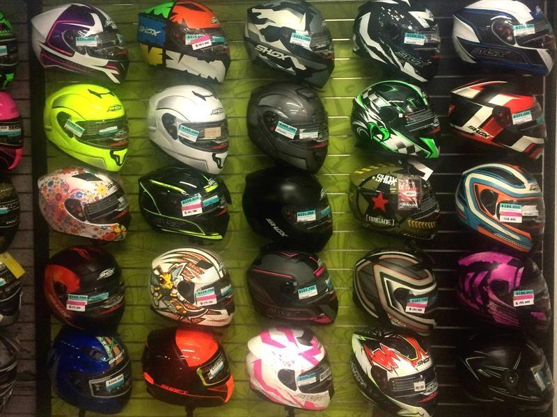 9 consejos para el uso y la compra de un casco para motocicleta