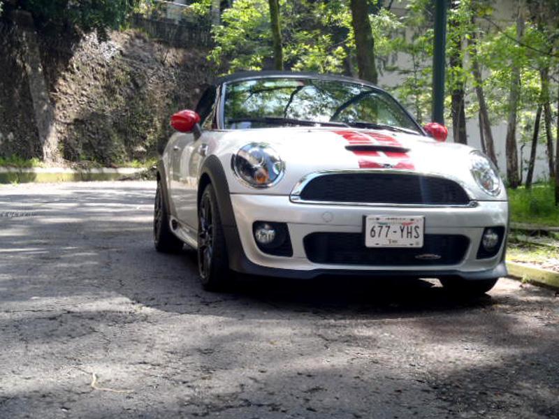 MINI Roadster John Cooper Works 2012 a prueba