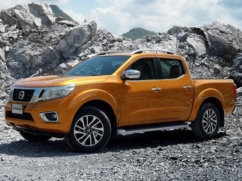 Nueva Nissan Frontier 2015, primeras imágenes