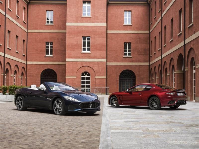 Maserati presenta la nueva familia del Gran Turismo
